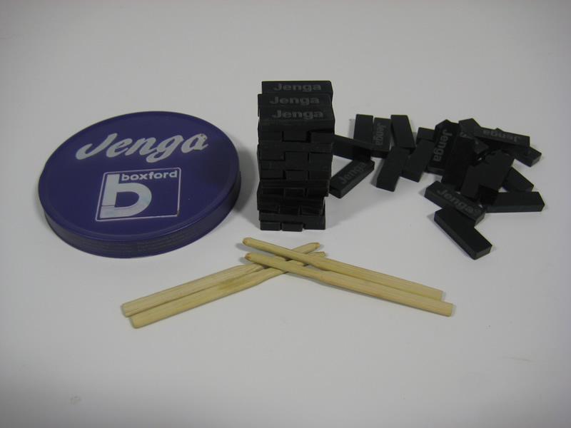 jenga rules and instructions